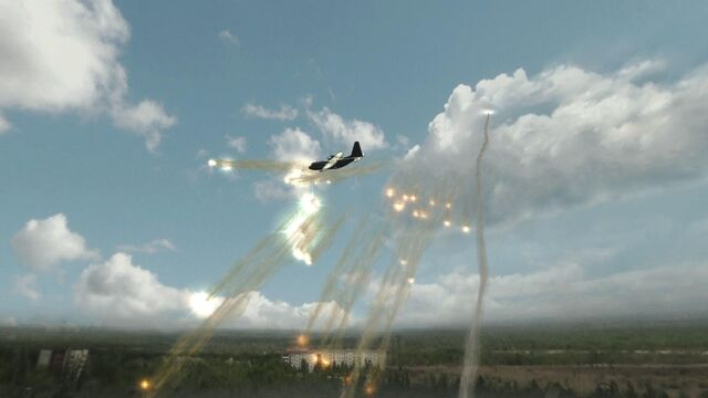 File:AC-130 deploying flares MW3.jpg