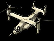 Specialty osprey gunner small