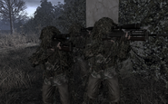 Three Snipers Hidden MW2