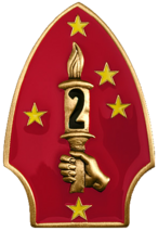 2nd Marine Division Logo