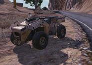 CODM ATV в игре