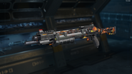 KRM-262 Gunsmith Model Underworld Camouflage BO3