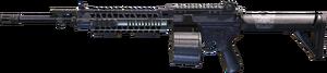 M4LMG model CoDMobile