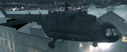 Mi-8 Eye of the Storm MW3