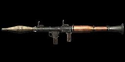 Weapon rpg7 mw
