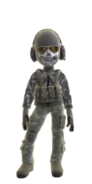 Xbox avatar Ghost outfit MW2-1-