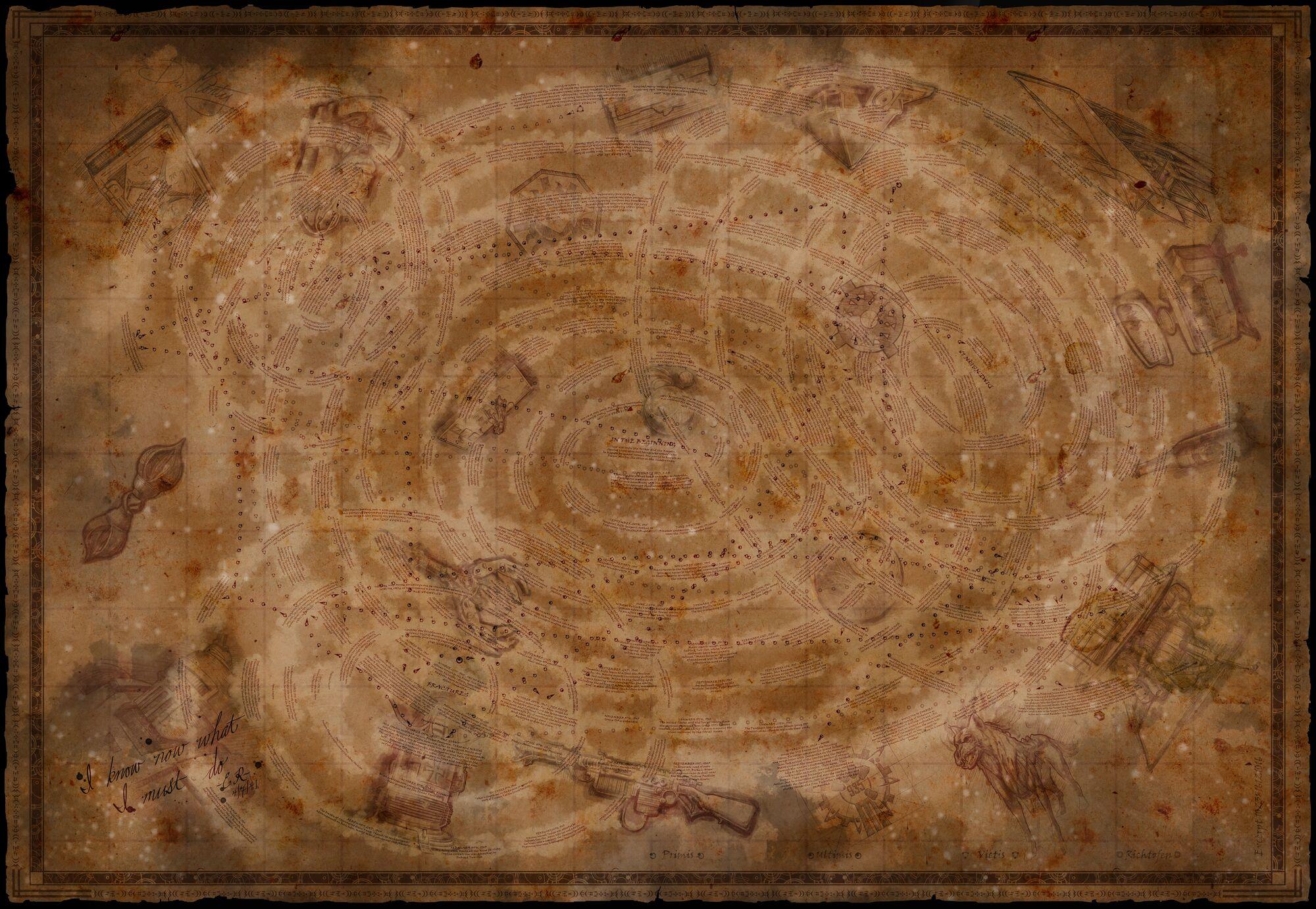Portal:Timeline/Zombies (Treyarch) | Call of Duty Wiki