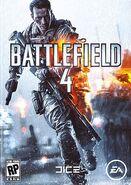 Battlefield 4 Box Art PC