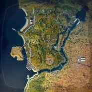 Blackout Map OperationAbsoluteZero BO4