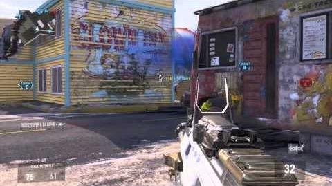 "COD AW New Havoc DLC Gameplay ""Sideshow"""