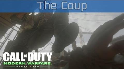 Call of Duty 4 Modern Warfare Remastered - The Coup Walkthrough HD 1080P 60FPS