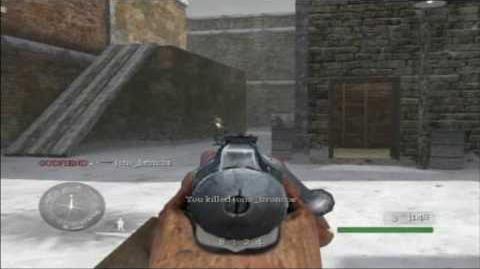 Call of Duty Classic - Multiplayer Team Deathmatch 1