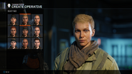 Female Face 2 BO3