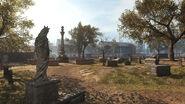 Graveyard Verdansk Warzone MW