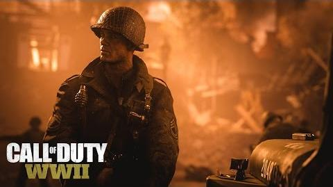 Capt. Miller/Call of Duty: World War II Reveal Trailer Released