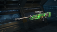 RSA Interdiction Gunsmith Model Weaponized 115 Camouflage BO3