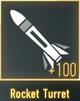 Rocket Turret Module AW