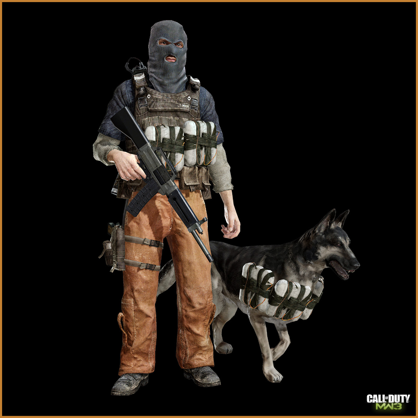Suicide Bomber | Call of Duty Wiki | FANDOM powered by Wikia