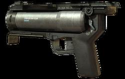 Подствольный гранатомёт M320