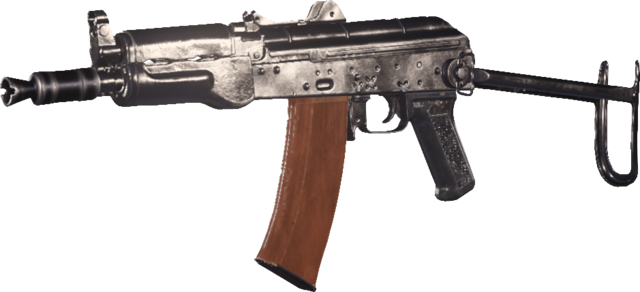 File:AK-74u Nickel Plated MWR.png