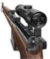 Gewehr 43 Sniper Scope FH