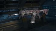 ICR-1 Gunsmith Model Burnt Camouflage BO3