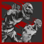 White Knuckles trophy icon WWII