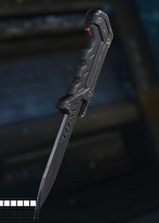 Ballistic Knife Gunsmith model BO3