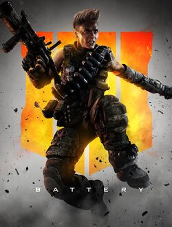 Battery Artwork BO4