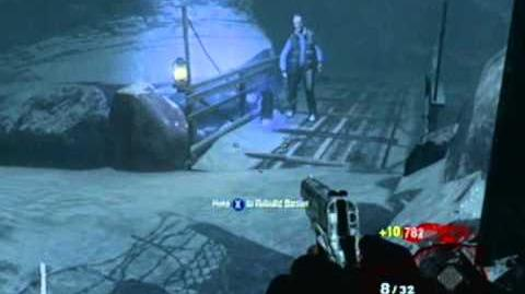 CoD Black Ops Call of The Dead Gameplay Solo
