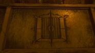 Gniew starozytnych demon drzwi