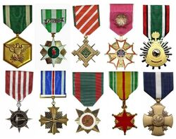 Call of Duty 4 prestige medals IRL