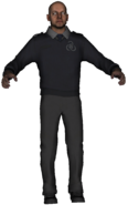 Colossus Security Guard High-Resolution model BOII