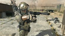 Delta Force with G18 MW3