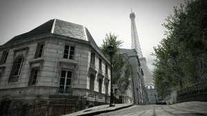 Loadscreen mp paris