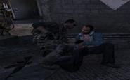 Loyalist helping civilian MW3