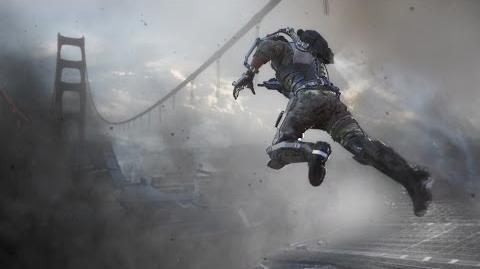 "This username better work/Call of Duty: Advanced Warfare ""Collapse"" Gameplay Trailer Revealed"