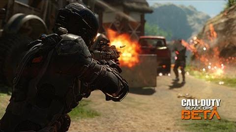 Soap Shadow/Black Ops III Multiplayer Beta Trailer