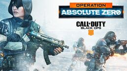 Operation Absolute Zero promotional material BO4