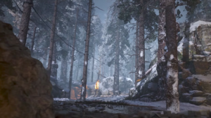 Ardennes Forest WWII