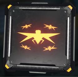 Firefly Swarm cyber core icon BO3