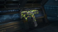 L-CAR 9 Gunsmith Model Integer Camouflage BO3