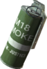 Smoke Grenade menu icon MW3