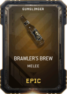Brawler's Brew Supply Drop Card MWR