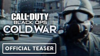 Call of Duty Black Ops Cold War - Official Teaser Trailer