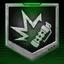 Daredevil Trophy Icon MWR