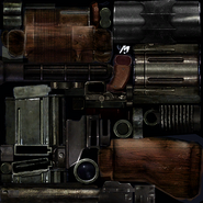 FG42 cut texture sheet CoD2