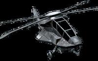 Stealth Chopper Menu Icon BOII