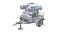 Wieżyczka SAM model bo2