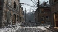 Winter Carentan Ingame View 2